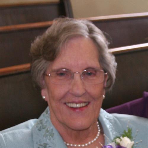 Edith Lorraine TerHark