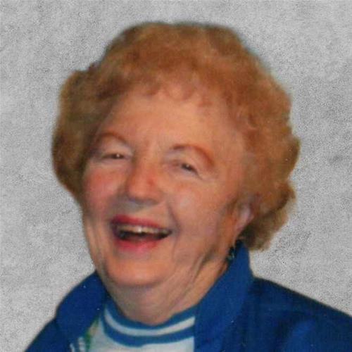Melba Mae Hutchcroft