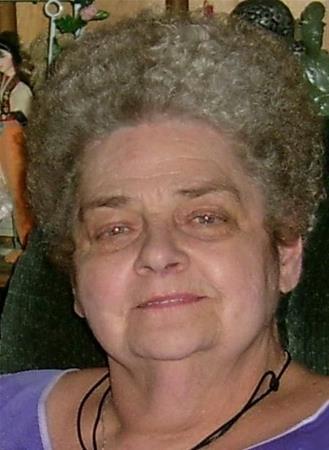 Mary Ann Cooper