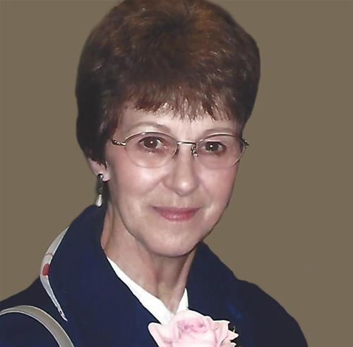 Rosalie Elaine Nelson