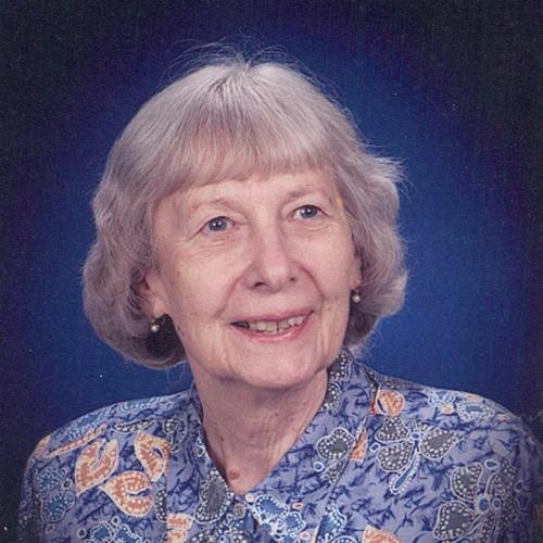Maria Irma Thurstan