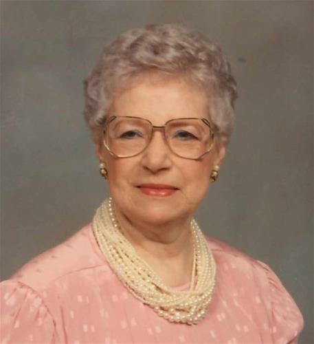 Dorothy Mae Jeffreys
