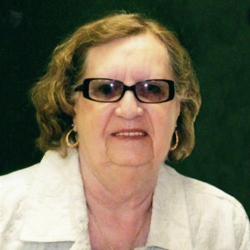 Joan Marlene Thomas