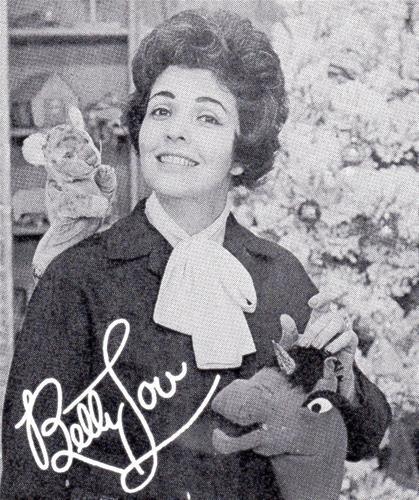 Betty Lou Varnum