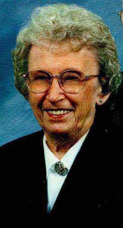 Marjorie Elaine Gloyer